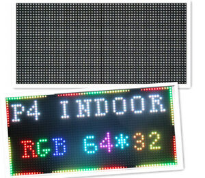 10pcs P4 Ph4 Indoor 32 64 Pixels Full Color Rgb Led Display Module Board Panel