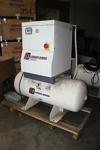 Gardner Denver Industrial Air Compressor Endur Air Elc991 Air Dryer Lots