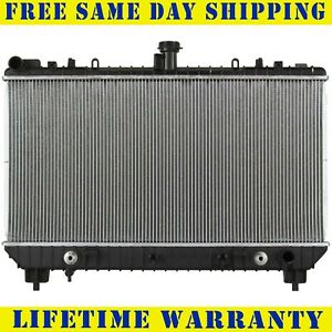 Radiator For 2010 2011 Chevy Camaro 6 2l V8 Lifetime Warranty Fast Free Shipping