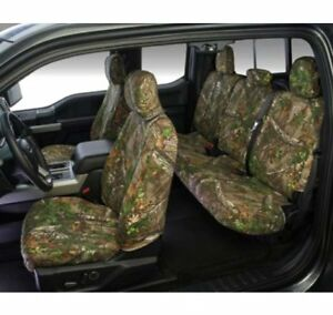 Covercraft New Seat Covers Set Of 2 Chevy Suburban Yukon Front Camouflage Pair
