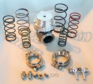 Tial Wastegate Mvs 38mm External 3 To 1 7 Bar All Springs Silver
