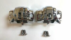 1961 1964 Chevy Impala Convertible Top Latch Assembly Pair Left Right Nova
