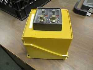Atc Enclosed Timer 342b 200 F 10 Px 24 240vac Used