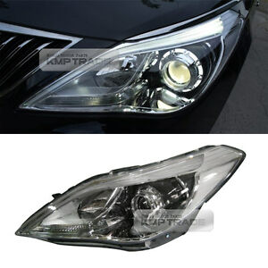 Oem Genuine Parts Front Head Light Lamp Lh Assembly For Hyundai 2012 2018 Azera