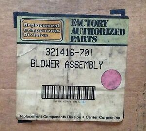 discount Hvac Cp 321416701 Carrier Blower Assembly