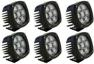Led Cab Light Kit Tlnh8000 For Ford New Holland H8000 H8040 H8060 Swathers