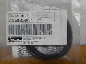 Parker Smc 1n Hall Effect Sensor Switch Npn 1 5m New