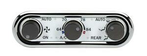 Dakota Digital Ac Heater Climate Controller Panel For Vintage Air Dcc 3000 hc sb