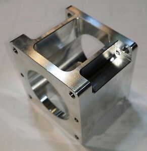 Nema 23 Stepper Motor Mount Cnc Mill Lathe Router Plasma 3d Printer Usa