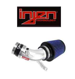Injen Polished Silver Short Ram Air Intake System For Mini Cooper 1 6l Is1120p