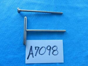 Aesculap Surgical Orthopedic Hollow Mills Knochenbiopsie Instrument Fr141r