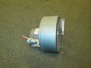 Dayton Shaded Pole Blower 4c006b 1 40hp 2200rpm 1 54 1 45a Used