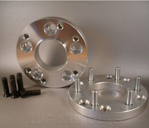 2 Wheel Adapters Spacers 5x5 To 6x5 5 2 Thick 14x1 5 Studs