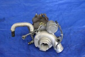 2007 07 Subaru Impreza Wrx Turbo Oem Factory Turbocharger Turbo Ej255