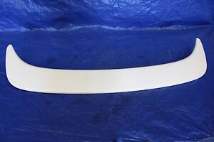 02 04 Acura Rsx S Oem Factory White Hatch Spoiler Wing Assembly K20a2 Prb 4230