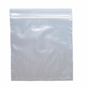 10 X 10 Specimen Transfer Clear No Print Bags 2 Mil 3 Wall 1000 case