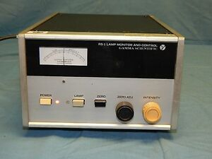 Gamma Scientific Model Rs 1 Lamp Monitor Control