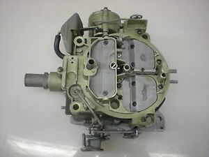 Rochester Carburetor 7040251 1970 Oldsmobile 455 Engine