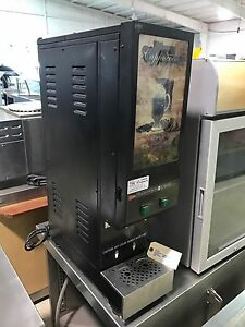 Cecilware 2 Flavor Cappuccino Machine Model Gb2m ld cs1028 price Drop