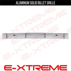 Billet Grille Grill For Chevy Silverado 1500 09 2011 Air Dam