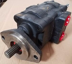 New Parker Motor 324 9125 025 48 4 Cubic Inch Displacement