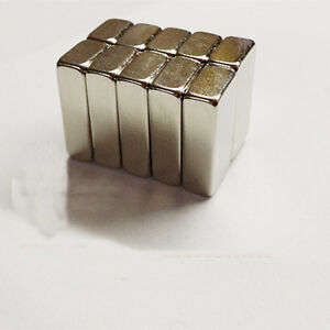 Wholesale 20mm X 10mm X 6mm Block Strong Rare earth Neodymium Magnets N50