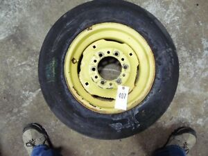 John Deere Planter Tire And Rim 6 7 15 Tag 407
