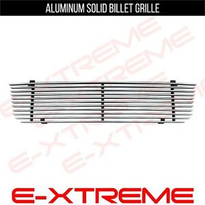 Billet Grille Grill For Ford Ranger 1993 94 95 96 1997 Upper Cut Out