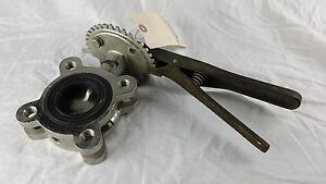 Keystone Lever Actuated 2 Lug Style Resilient Seat Butterfly Valve Figure 992