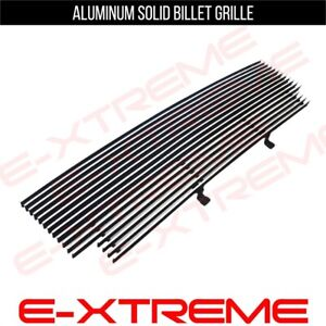 Billet Grille Grill For Ford Ranger Xlt Xl 2wd 01 02 2003 Upper shell Closed