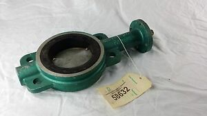 Centerline Resilient Seated 4 Aluminum Butterfly Valve Nb4 1