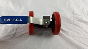 Svf 3 4 Carbon X Stainless Steel Unibody Flanged Ball Valve 314466rg15007