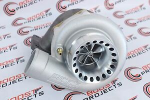 Precision Turbo Sp 6266 Cea Billet 735hp Journal Bearing T4 A R 81 V Band