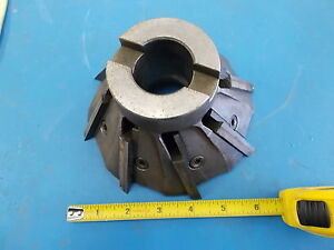 Ingersoll Face Mill Cutter For Cast Iron 69 11668 118045 r
