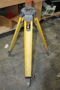 Woods Tripod For Survey Transit Level