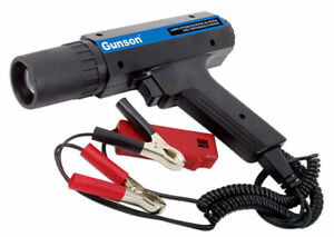 Gunson 77133 Timing Light With Advance Feature French