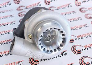 Precision Turbo Sp 5858 Cea Billet 600hp Journal Bearing T3 A r 82 V Band