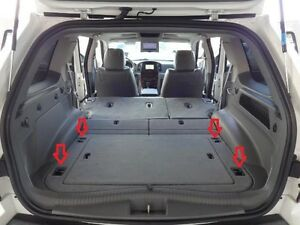 Floor Style Trunk Cargo Net For Jeep Grand Cherokee 2005 06 07 08 09 2010 New
