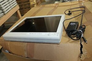 Stryker 21 Visionelect Flat Panel Monitor Hd With Power Supply
