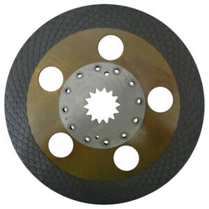 Al171954 Tractor Brake Disc 4 9mm Thick John Deere