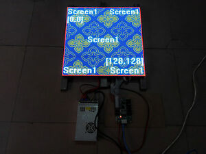 20 x20 P4 Rv908 Led Video Wall Programmable Full Color Led Sign Diy Kit Linsn
