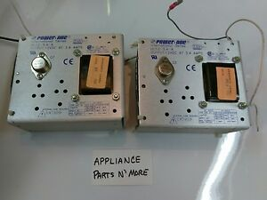 Power one Set Of 2 Hc12 3 4 a Power Supply Free Shipping