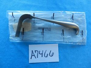 Aesculap Surgical Orthopedic 10in 25 4cm Meyerding Retractor Bt487r New