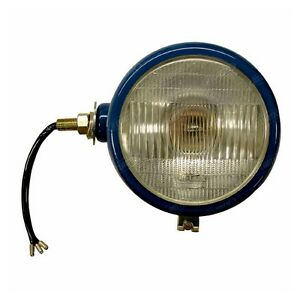 Head Light blue Lh Fits Ford new Holland Models Listed Below 310068