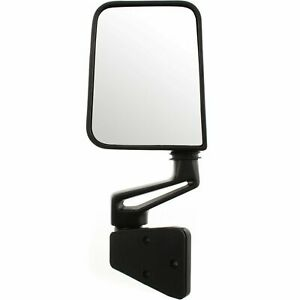 New Ch1320102 Driver Left Side Manual Door Mirror For Jeep Wrangler 1994 2002