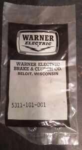 8 Warner Electric Terminal Assembly Kits Part 5311 101 001