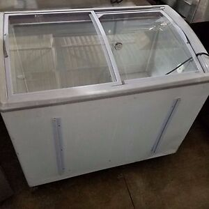 Sliding Glass Door Freezer Showcase Model Xs 248y