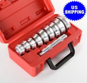 Ate Tools Wheel Bearing Race And Seal Driver Master Set Pneumatic Mechanic Auto