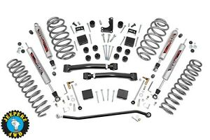 99 04 Jeep Wj Grand Cherokee 4 X series Suspension Lift Kit 639p quick Ship