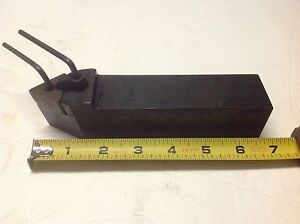Carboloy Indexable Lathe Tool Holder Mtenns 24 6z